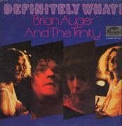 LP - Brian Auger & The Trinity - Definitely What!