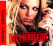 CD Single - Britney Spears - My Prerogative