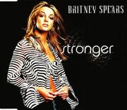 CD Single - Britney Spears - Stronger