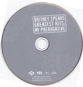 CD - Britney Spears - Greatest Hits: My Prerogative