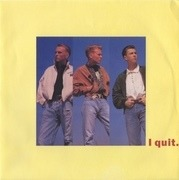 7'' - Bros - I Quit