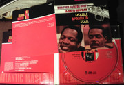 CD - Brother Jack McDuff And David 'Fathead' Newman - Double Barrelled Soul - Digipak