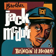 CD - Brother Jack McDuff - Bringin' It Home