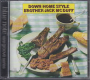 CD - Brother Jack McDuff - Down Home Style