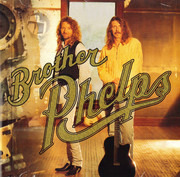 CD - Brother Phelps - Anyway The Wind Blows