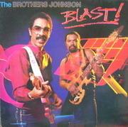 LP - Brothers Johnson - Blast!