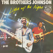 12'' - Brothers Johnson - Light Up The Night