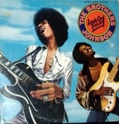 LP - Brothers Johnson - Look Out For #1