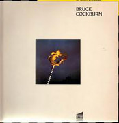 LP - Bruce Cockburn - The Trouble With Normal