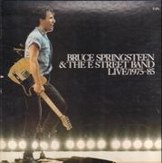LP-Box - Bruce Springsteen & The E-Street Band - Live / 1975-85 - + Booklet