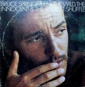 LP - Bruce Springsteen - The Wild, The Innocent &  The E Street Shuffle - still sealed