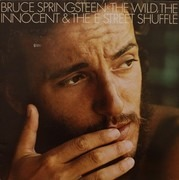 LP - Bruce Springsteen - The Wild, The Innocent And The E Street Shuffle