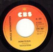 7inch Vinyl Single - Bruce Springsteen - Born To Run