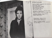 LP - Bruce Springsteen - Darkness On The Edge Of Town