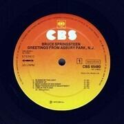 LP - Bruce Springsteen - Greetings From Asbury Park N.J.
