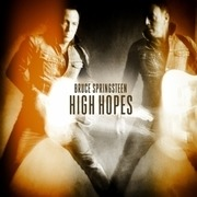 Double LP - Bruce Springsteen - High Hopes - + CD