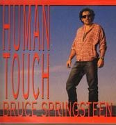 12inch Vinyl Single - Bruce Springsteen - Human Touch