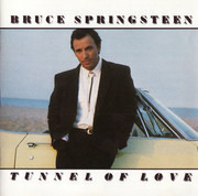 CD - Bruce Springsteen - Tunnel Of Love