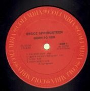 LP - Bruce Springsteen - Born To Run