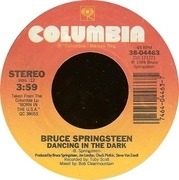 7'' - Bruce Springsteen - Dancing In The Dark