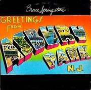 LP - Bruce Springsteen - Greetings From Asbury Park, N.J.