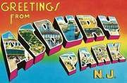 LP - Bruce Springsteen - Greetings From Ashbury Park,N.J. - .. PARK // RSD 2015