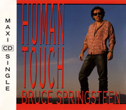 CD Single - Bruce Springsteen - Human Touch