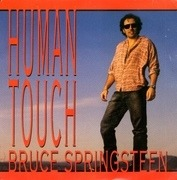 7'' - Bruce Springsteen - Human Touch