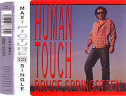 CD Single - Bruce Springsteen - Human Touch - Limited Edition
