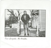 7'' - Bruce Springsteen - My Hometown