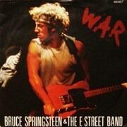 7'' - Bruce Springsteen & The E-Street Band - War