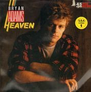 12inch Vinyl Single - Bryan Adams - Heaven