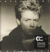 Double LP - Bryan Adams - Reckless - 30th Anniv., 2 LP, limited