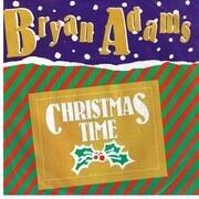 7'' - Bryan Adams - Christmas Time