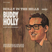 LP - Buddy Holly & Bob Montgomery - Holly In The Hills