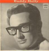 LP - Buddy Holly - Buddy Holly - RARE MONO GERMAN
