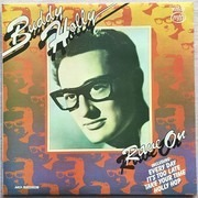 LP - Buddy Holly - Rave On