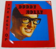 Double LP - Buddy Holly - The Best Of Buddy Holly