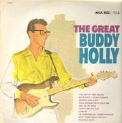 LP - Buddy Holly - The Great Buddy Holly