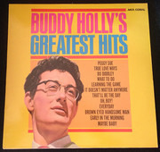 LP - Buddy Holly - Greatest Hits