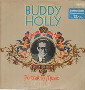Double LP - Buddy Holly - Portrait In Music Vol.2