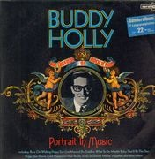 Double LP - Buddy Holly - Portrait In Music