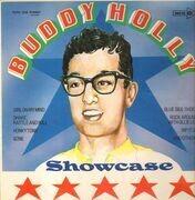 LP - Buddy Holly - Showcase