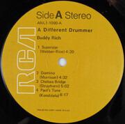LP - Buddy Rich - A Different Drummer