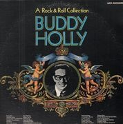 Double LP - Buddy Holly - A Rock & Roll Collection