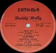 LP - Buddy Holly - Buddy Holly