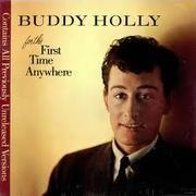 LP - Buddy Holly - For The First Time Anywhere