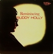 LP - Buddy Holly - Reminiscing