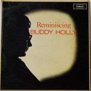 LP - Buddy Holly - Reminiscing - MONO