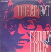 LP - Buddy Holly - The Great Buddy Holly - CORAL